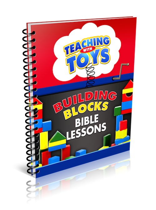Building Block Bible Lessons
