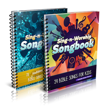 Sing and Worship Songbooks