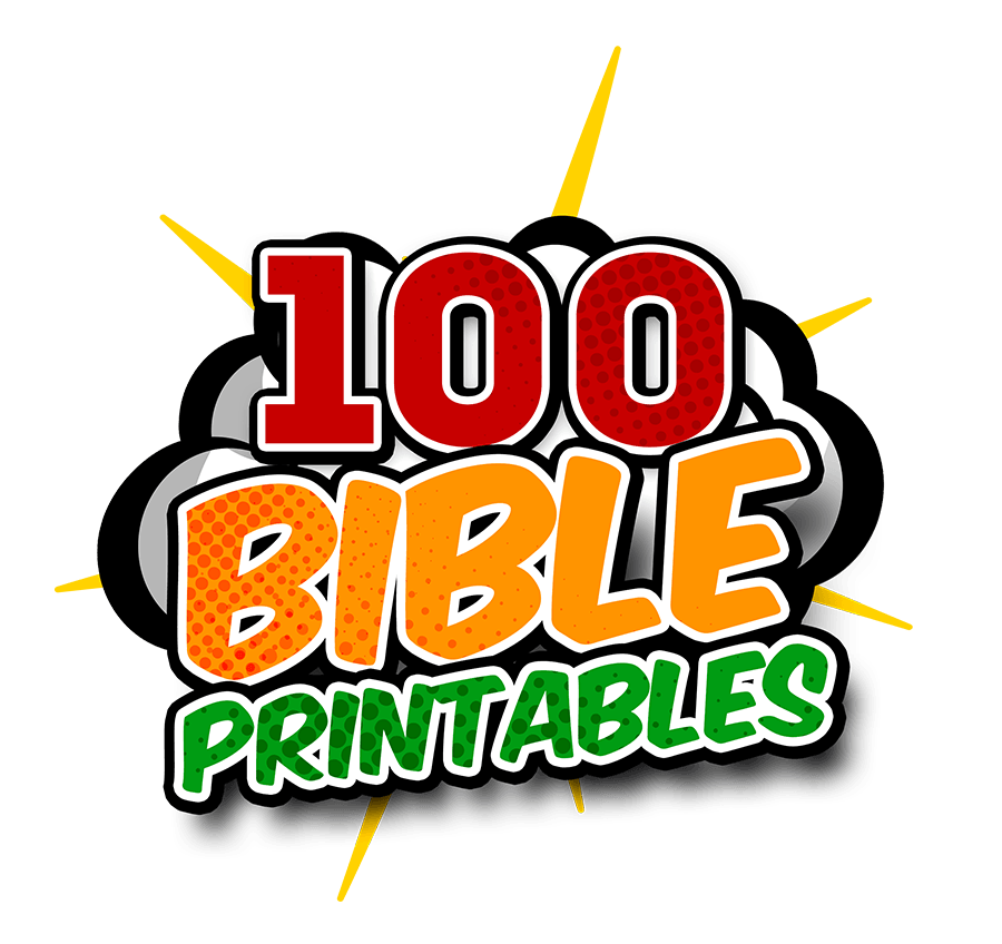 Bible Printables for Kids Coloring