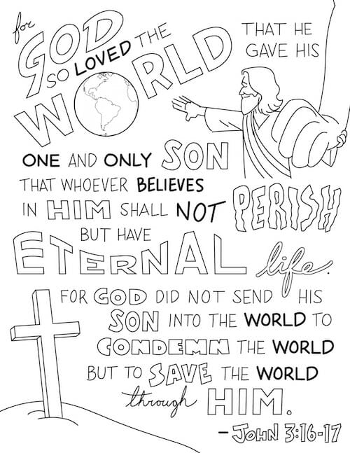 bible coloring sheets and printables for kids  u2014 teach sunday school