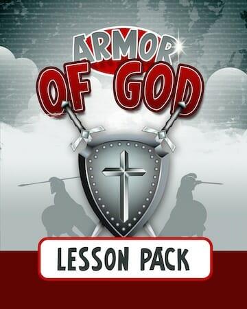 Armor of God Lesson Pack — Teach Sunday School