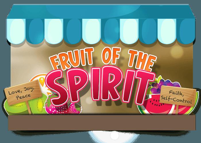 Fruit of the spirit sunday school lessons