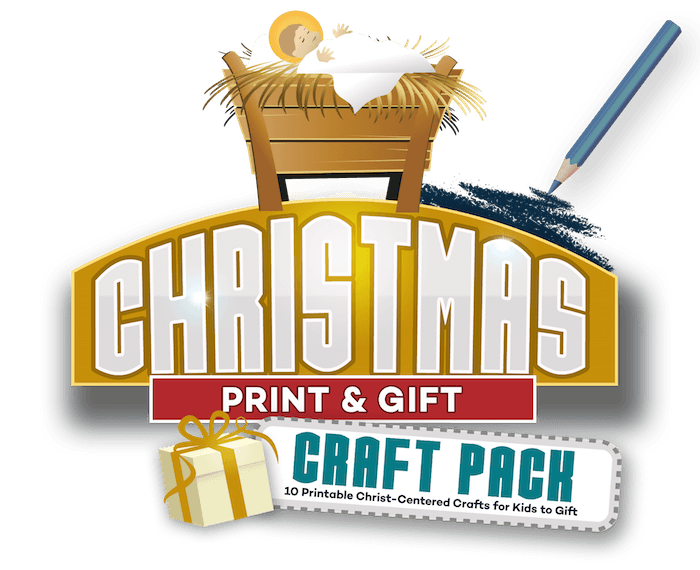 Print And Gift Christmas Crafts For Kids Teach Sunday School
