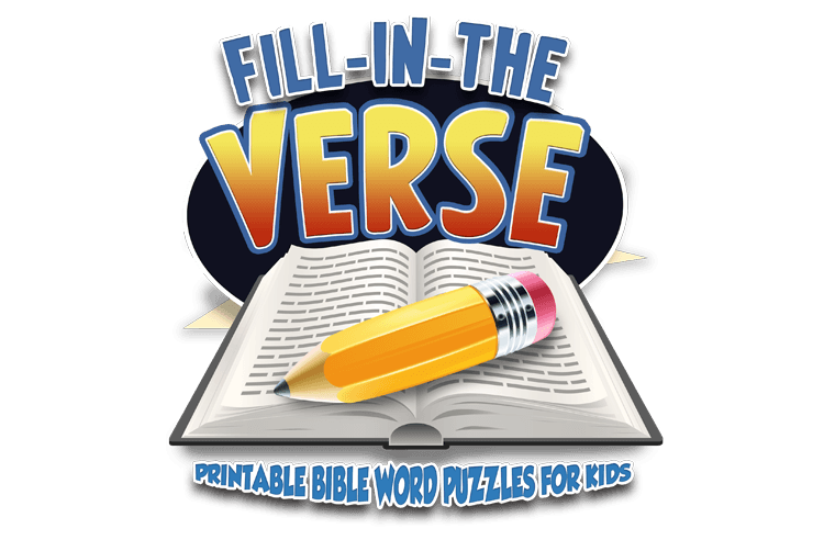 photograph about Fill It in Puzzles Printable referred to as Fill-within-the-Verse Bible Printables Educate Sunday College or university
