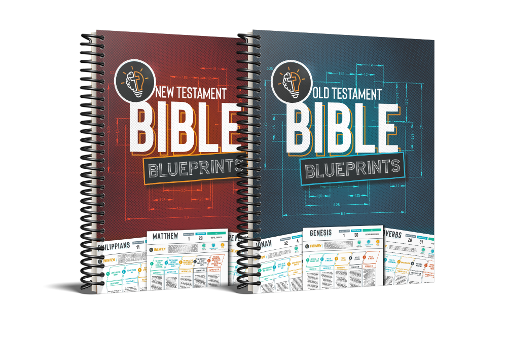 Bible Blueprints: Old & New Testament