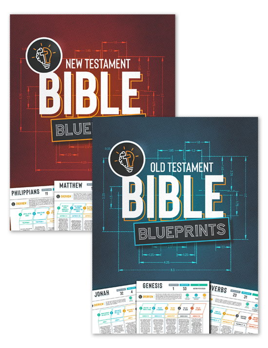 Bible Blueprints: Old & New Testament