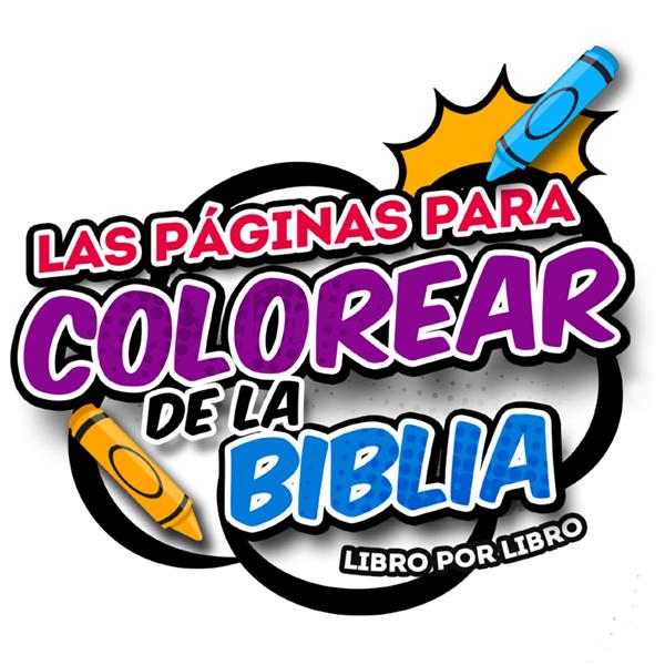 Páginas imprimibles para colorear de cada uno de los libros de la Biblia