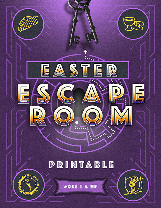 Easter Escape Room Printable