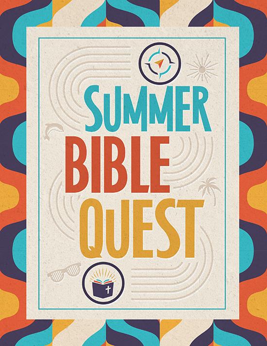 Summer Bible Quest for Kids