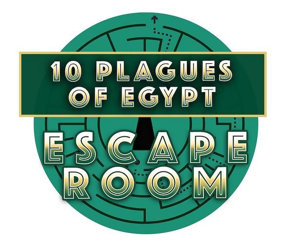 10 Plagues of Egypt escape room