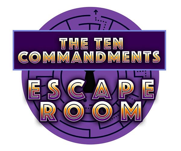 10 Commandments escape room