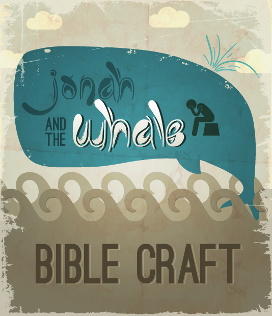 Jonah and the Whale Craft Idea