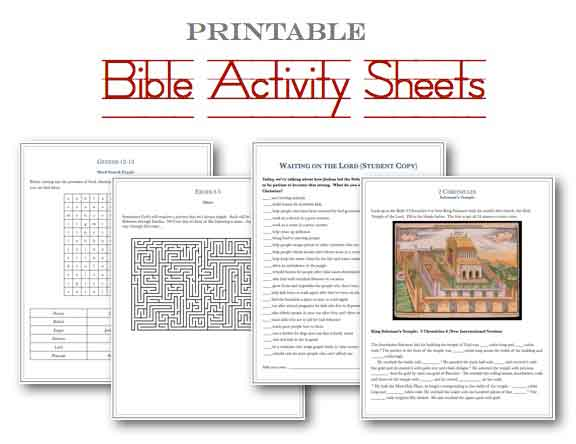 Books+of+the+bible+printable+worksheets