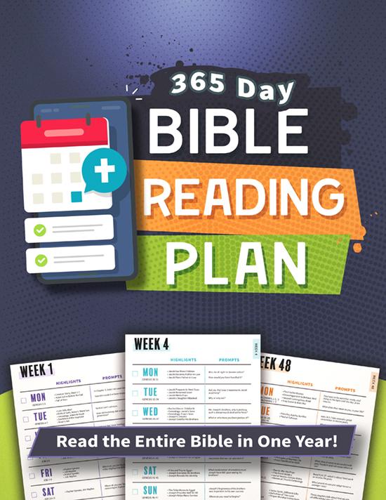 365 Day Bible Reading Plan