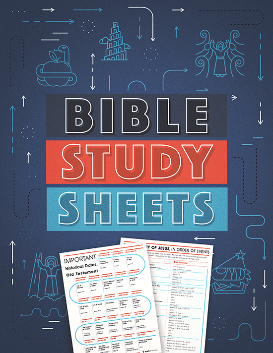 Printable Bible Lessons For Kids And Teens — Teach Sunday School
