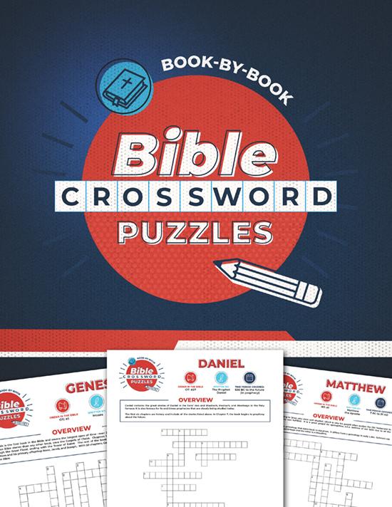 Bible Crossword Puzzles