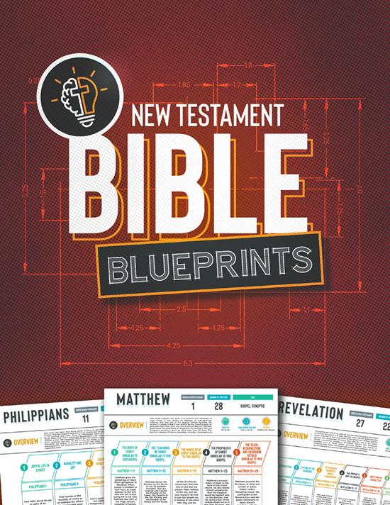 New Testament Bible Blueprints
