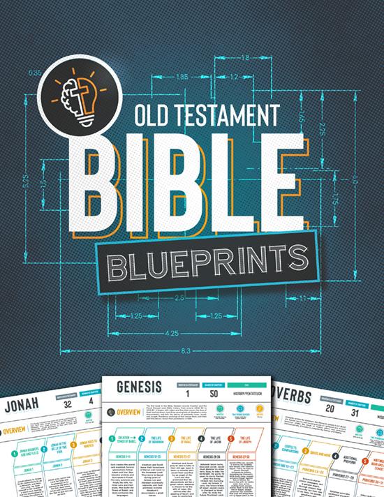 Old Testament Bible Blueprints